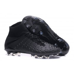 Nike Hypervenom Phantom 3 Dynamic Fit FG ACC Zapatos - Negro