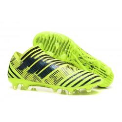 Botas Adidas Nemeziz Messi 17+ 360 Agility FG - Amarillo Negro