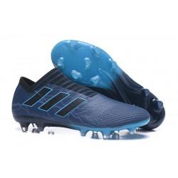Botas Adidas Nemeziz Messi 17+ 360 Agility FG - Cian Negro