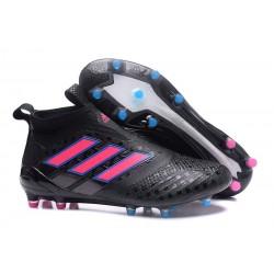 adidas Botas de Futbol Ace 17+ Purecontrol Fg - Negro Rosa