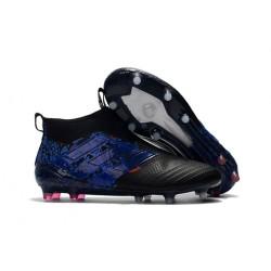 adidas Botas de Futbol Ace 17+ Purecontrol Dragon Fg - Negro Azul