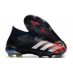 Zapatos de adidas Predator Mutator 20.1 FG Negro Blanco Active Red