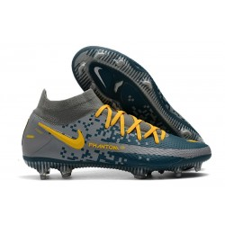 Bota Nike Phantom GT Elite Dynamic Fit DF FG Armada Amarillo