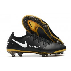 Nike Zapatillas Phantom GT Elite Tech Craft FG Negro Oro Blanco