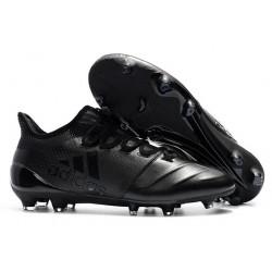 Botas de fútbol adidas X 17+ Purespeed FG Negro