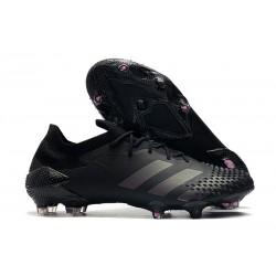 adidas Botas Predator Mutator 20.1 Low FG Negro