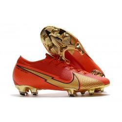 Nike Mercurial Vapor XIII 360 Elite FG Rojo Oro