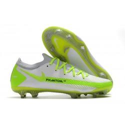 Nike Zapatillas Phantom GT Elite FG Bianco Verde