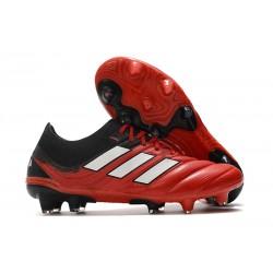 Zapatilla Futbol Adidas COPA 20.1 FG Rojo Blanco Negro
