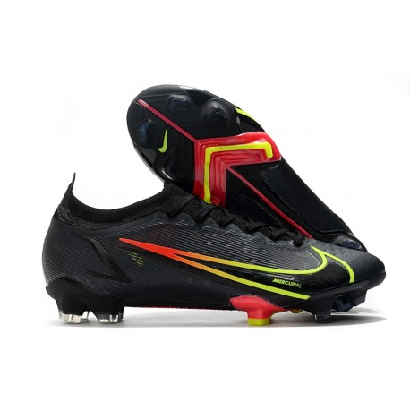 Zapatillas Nike Mercurial Vapor XIV Elite FG Negro Cyber Off Noir
