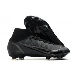 Zapatos Nike Mercurial Superfly 8 Elite FG Negro
