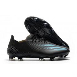 Zapatos adidas X Ghosted.1 FG Negro Azul Gris