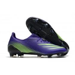 Zapatos adidas X Ghosted.1 FG Tinta Energía Verde