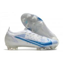 Zapatillas Nike Mercurial Vapor XIV Elite FG Blanco Azul