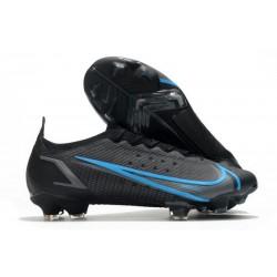 Zapatillas Nike Mercurial Vapor XIV Elite FG Negro Gris Hierro
