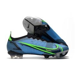 Nike Mercurial Vapor 14 Elite FG Azul Negro Verde