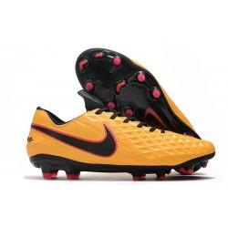 Nike Canguro Tiempo Legend 8 Elite FG Naranja Negro