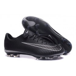 Nike Botas de Fútbol de Hombre Mercurial Vapor XI FG -Negro