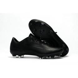 Nike Mercurial Vapor 11 FG Nuevas Zapatillas Botas -Negro