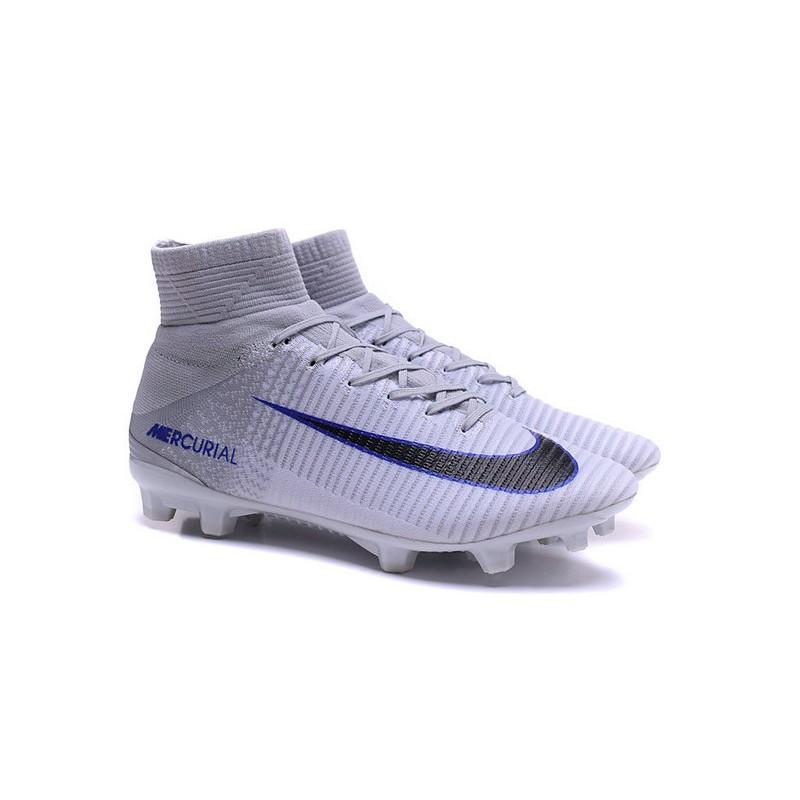 acf8b2c5a00e8 ... blanco negro 2018 españa mocd2298 6e4dd d0b1b  real botas fútbol nike  mercurial superfly v fg para hombre 1f5cb 810f1