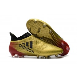 adidas X 17+ Purespeed FG Zapatillas de Futbol - Oro