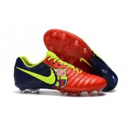 Nike Nuevas Tiempo Legend 7 FG ACC Zapatillas - FC Barcelona