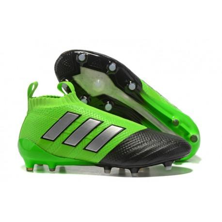 best sneakers 5eaa4 4f391 ... negro verde profecional nuevo. cargando zoom. eec5c aba6f  italy precio  rebajado adidas ace 17 purecontrol fg nuevos zapatillas de fútbol 38af0  31133