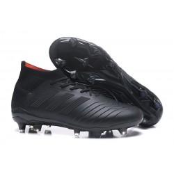 adidas Tacos de Futbol Predator 18.1 Fg - Negro