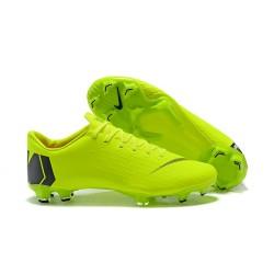 Nike Mercurial Vapor XII FG Copa Mundial 2018 Botas - Verde Negro