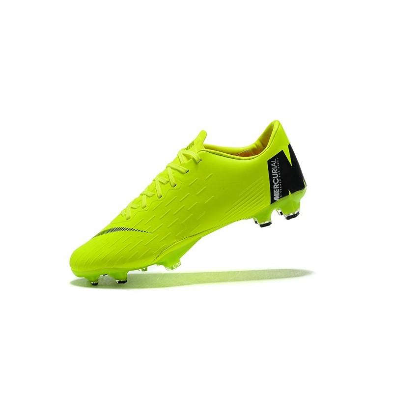 Mercurial Negro Nike 2018 Verde Mundial Botas Xii Copa Fg Vapor htxQrCsd