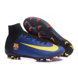Nike Mercurial Superfly V Dynamic Fit FG Zapatillas -Barcelona FC