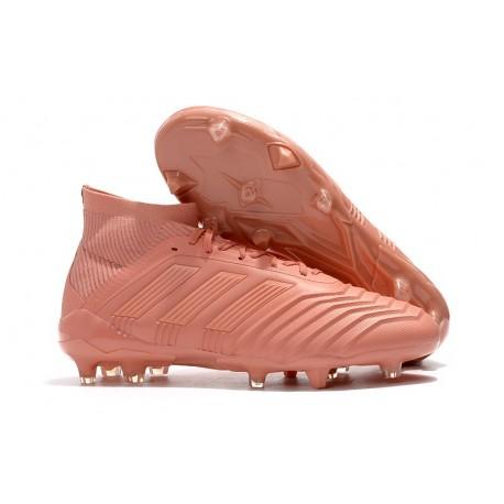 colores y llamativos estilo actualizado moda mejor valorada adidas 2018 Zapatos de fútbol Predator 18.1 Fg - Rosa