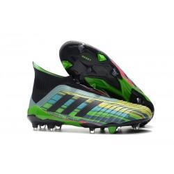 Adidas Tacos de Futbol Predator 18+ FG - Colores