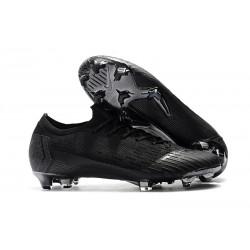 Nike Tacos de Futbol Mercurial Vapor XII Elite FG - Negro