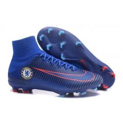 Nike Botas de fútbol Mercurial Superfly V Tacos FG -Chelsea FC