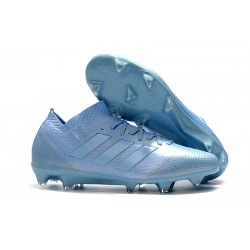 adidas Nemeziz Messi 18.1 FG Botas de fútbol - Azul
