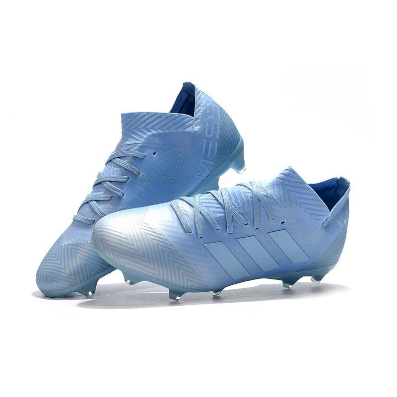 Nemeziz Messi Fg Botas Azul Fútbol Adidas 1 De 18 4v5wx6dq