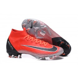 Nike Mercurial Superfly VI 360 Elite CR7 FG ACC - Rojo Negro