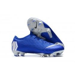 Nike Mercurial Vapor XII Elite FG Botas de Fútbol - Azul Metal