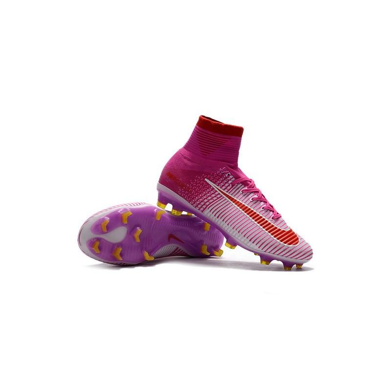 new style 32000 58bbd ... Nike Botas de fútbol Mercurial Superfly V Tacos FG ...
