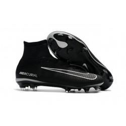 Nike Botas de fútbol Mercurial Superfly V Tacos FG - Negro