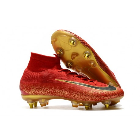Botas Nike Mercurial Superfly VI Elite Anti-Clog SG-Pro