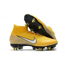 Nike Mercurial Superfly 360 Elite Anti-Clog SG-Pro Amarillo Blanco