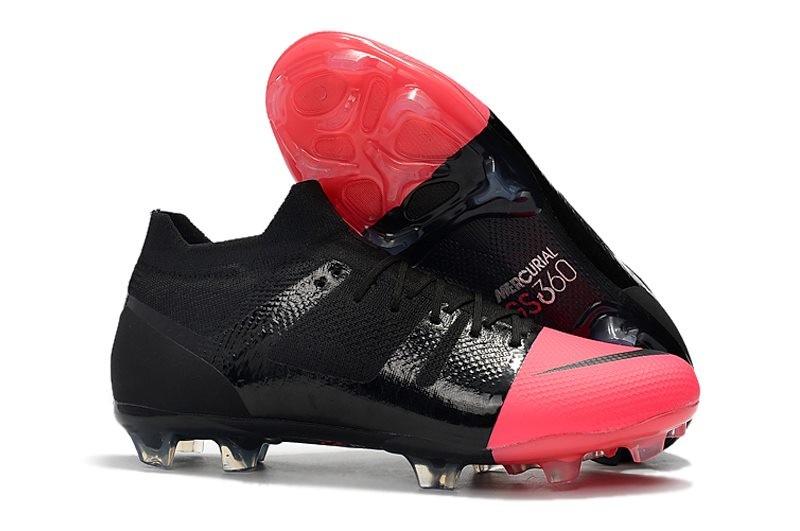 Nike Gs Mercurial Fg Zapatillas 360 De Futbol Rosa Negro 3LScjq54AR