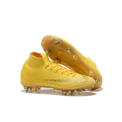 Nike Mercurial Superfly 360 Elite Anti-Clog SG-Pro Amarillo Oro