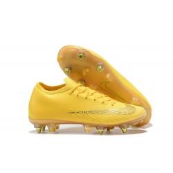 Nike Mercurial Vapor XII Elite FG Botas de Fútbol - Amarillo Oro