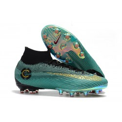 Cristiano Ronaldo Nike Zapatos Mercurial Superfly 6 Elite CR7 AG-Pro