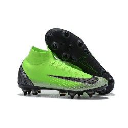 Ronaldo Nike Mercurial Superfly 360 Elite Anti-Clog SG-Pro Verde