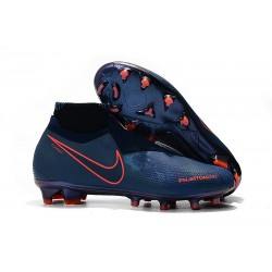 Nike Tacos de Futbol Phantom VSN Elite DF FG - Fully Charged