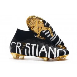 Cristiano Ronaldo Nike Mercurial Superfly 6 Elite DF FG Zapatillas